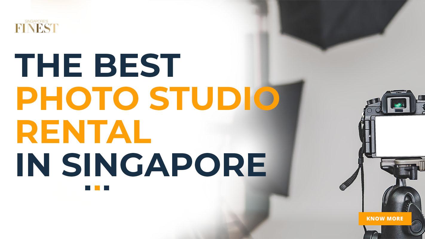photo studio rental ad banner