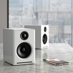 Audioengine A2+ Computer speaker PC speaker in White