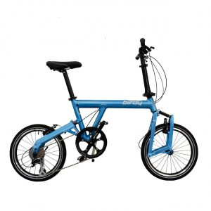 birdy new classic foldable bicycle