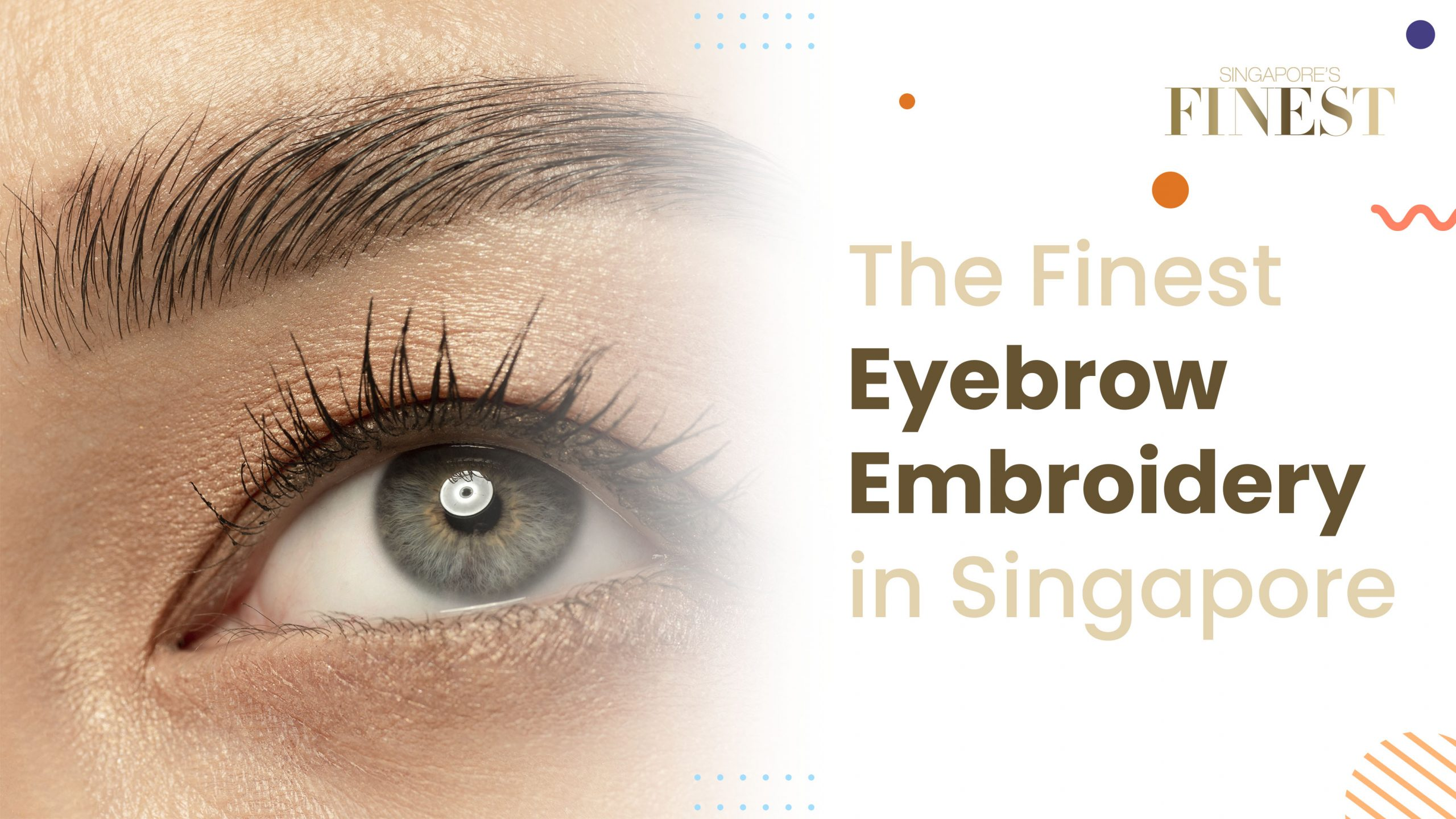eyebrow embroidery in services