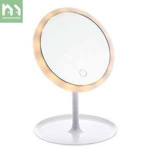 homenhome make up  vanity mirror with light
