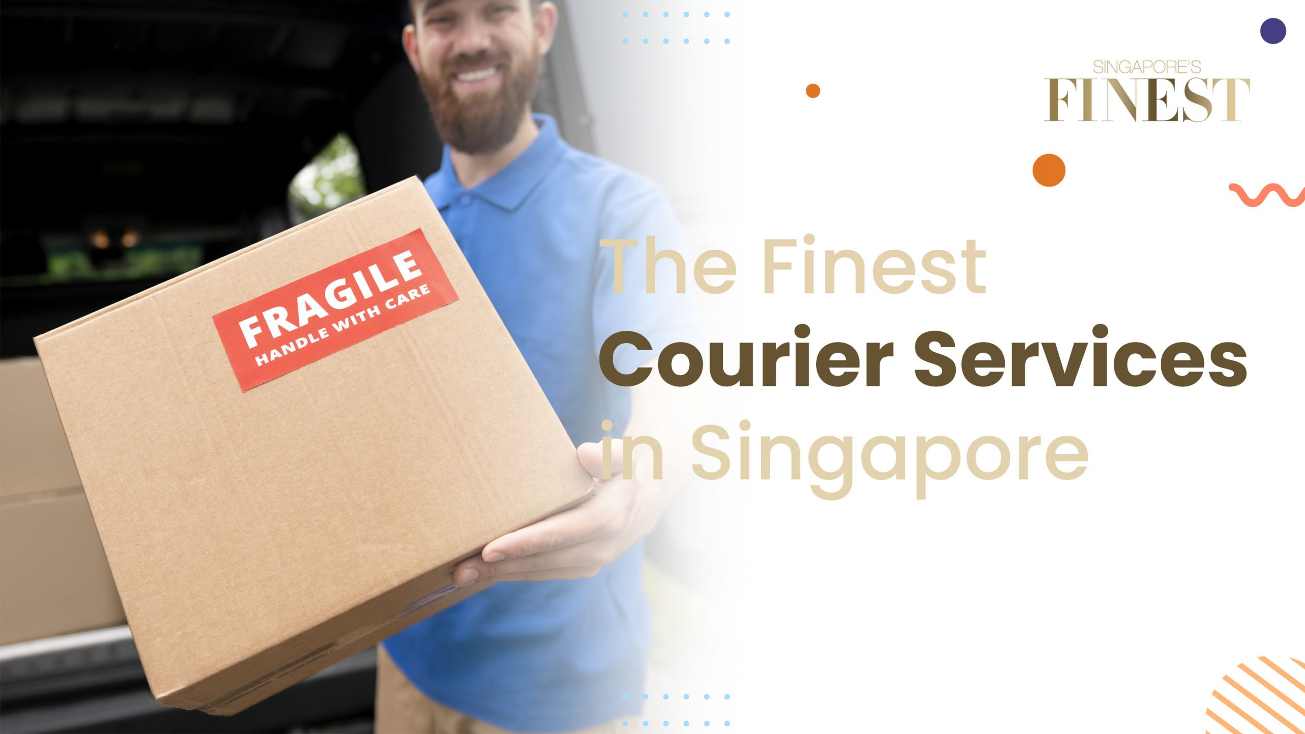 Best courier services in singapore