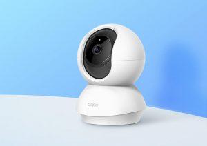 tp link home security camera