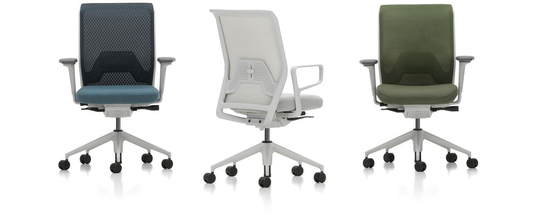 vitra mesh office chair
