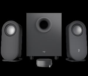 logitech computer speakers model Z407