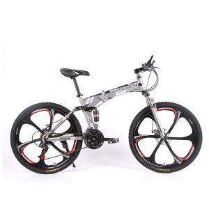 Begasso Foldable mountain bike