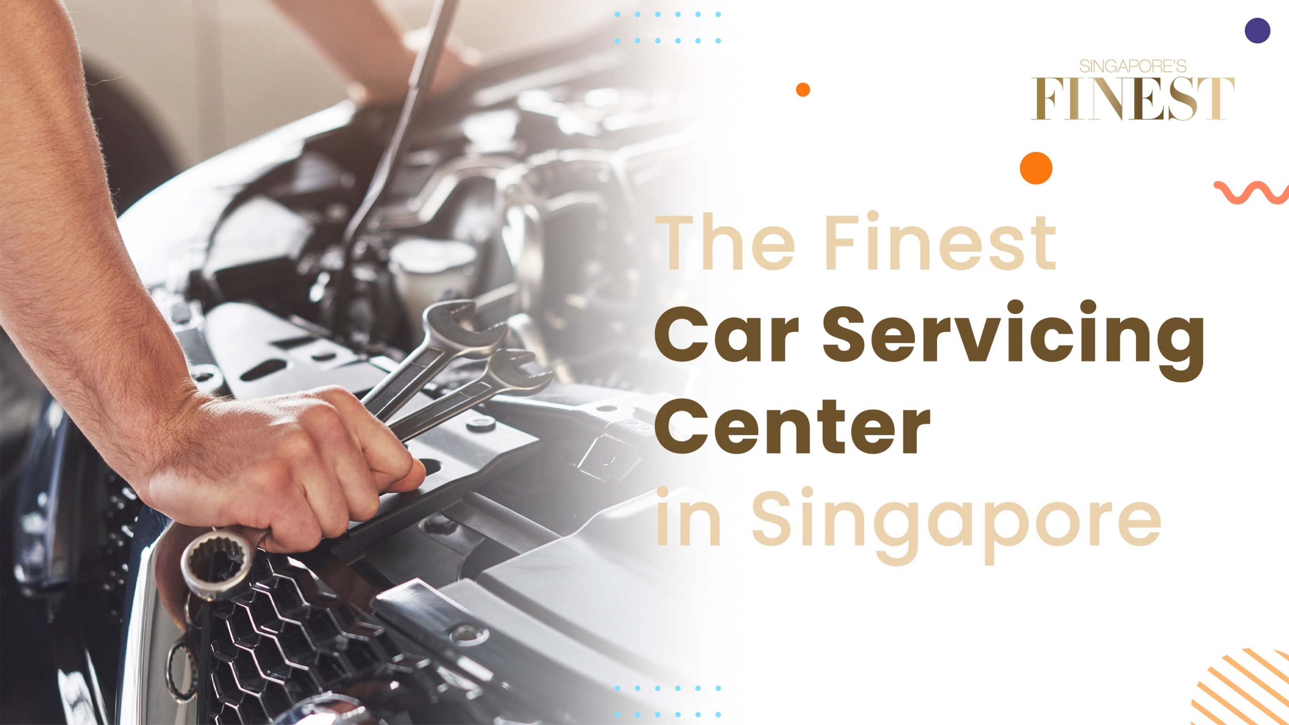 Car Servicing Center in Singapore