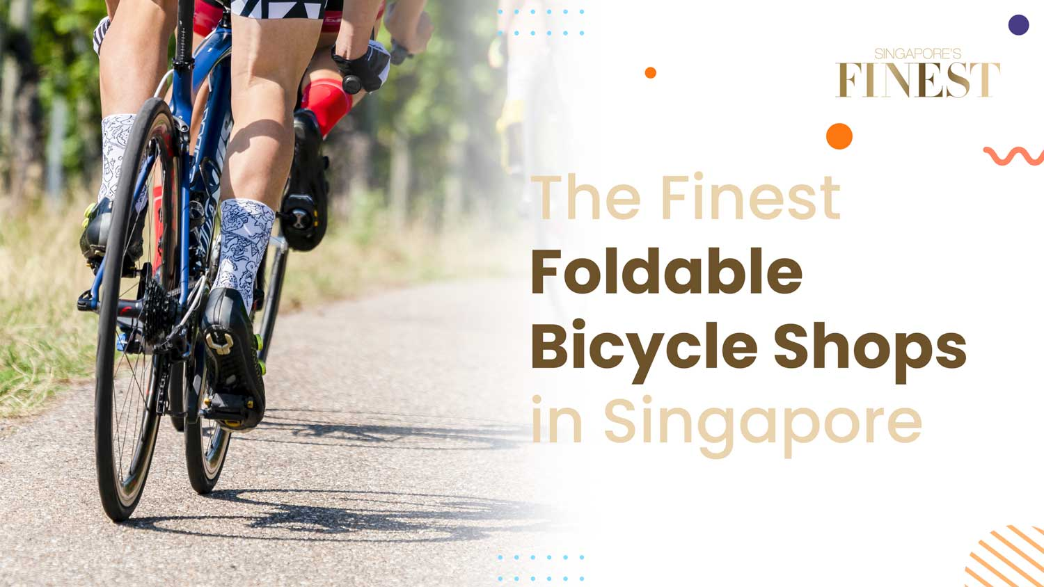 Foldable Bicycle Shops in Singapore