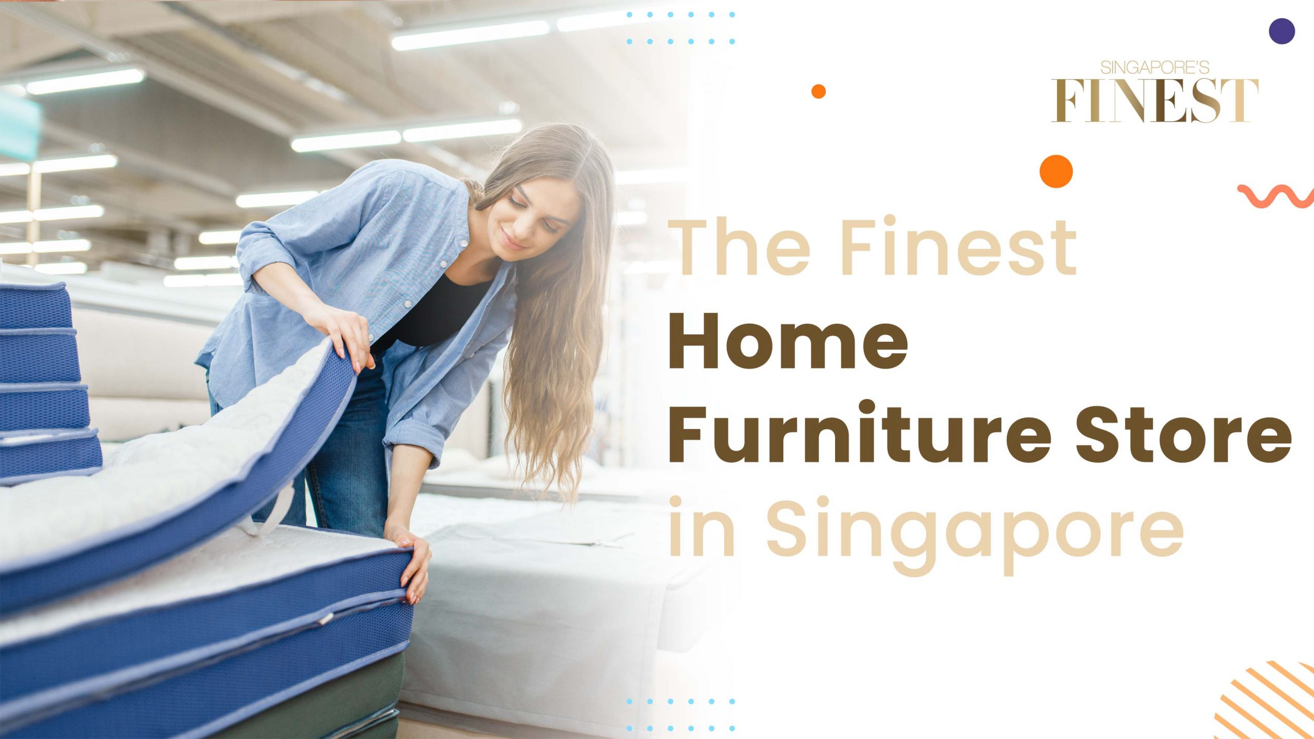Home Furniture Store in Singapore