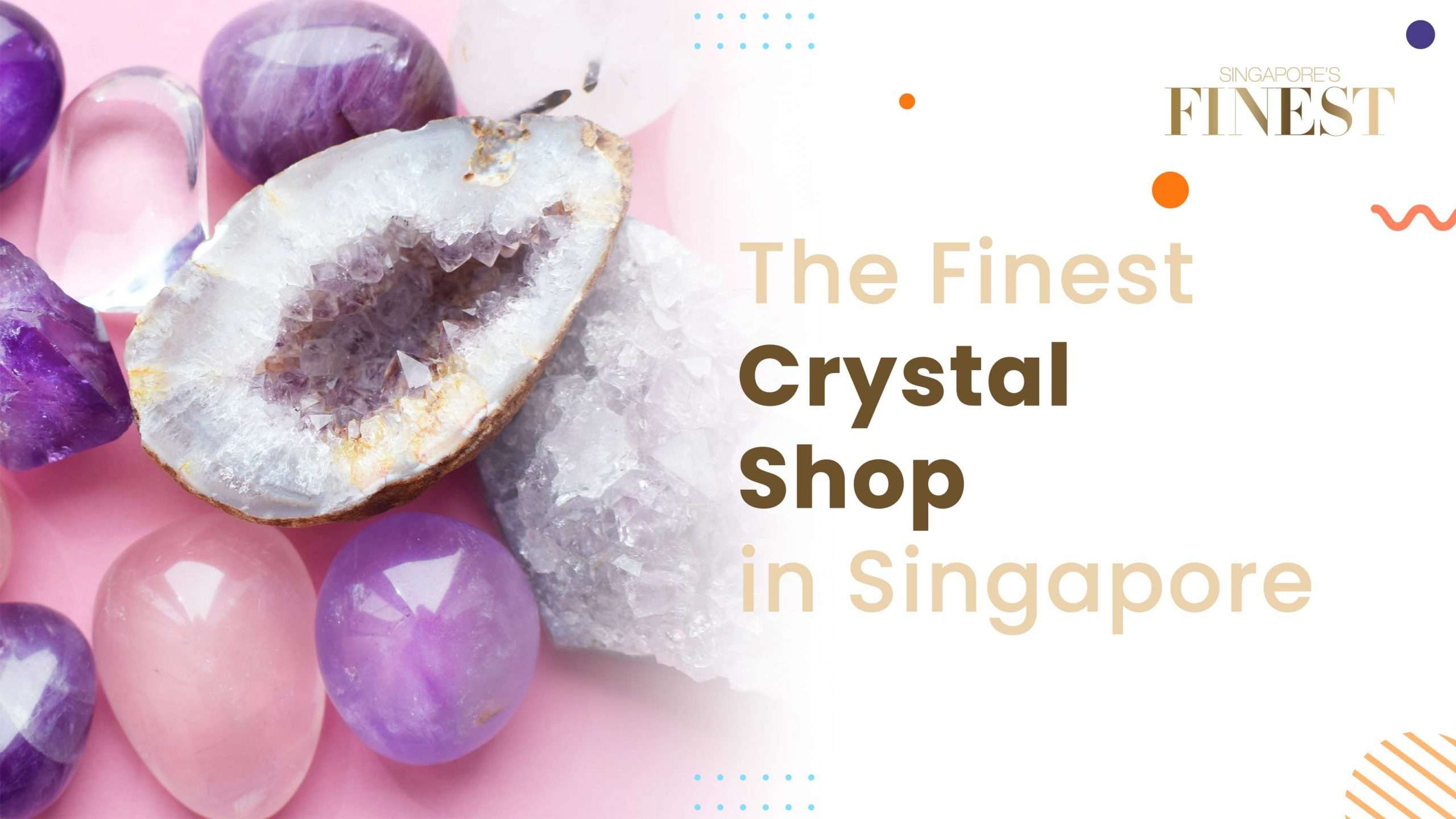 Finest Crystal Shop in Singapore