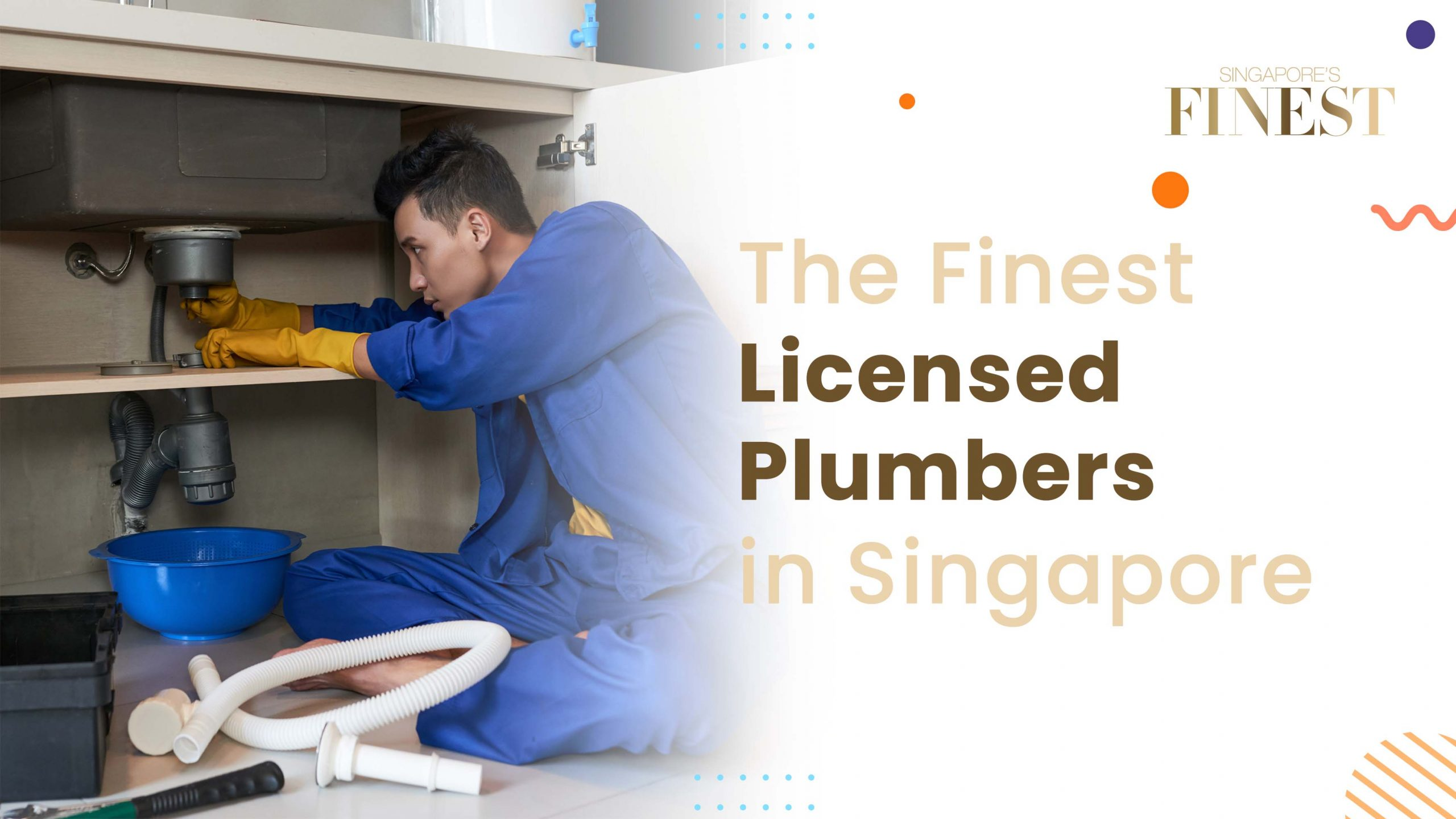 Finest Licensed Plumbers in Singapore