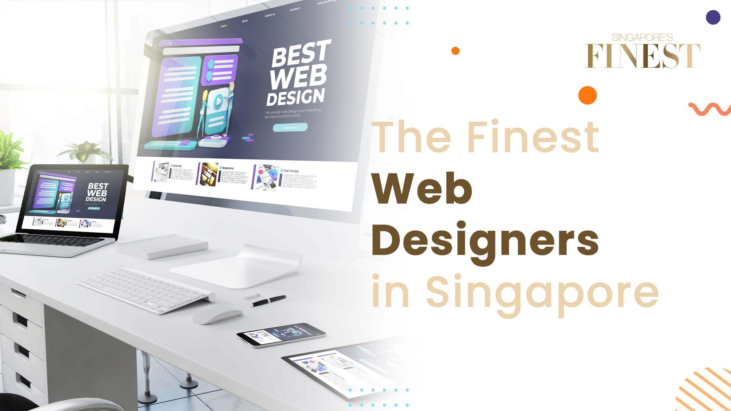 Finest Web Designers in Singapore