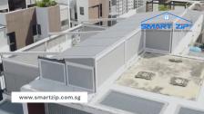 Smart Zip® Finest ZipTrack Blinds Manufacturer – We make your home outdoor spaces into a convertible indoor sanctuary.