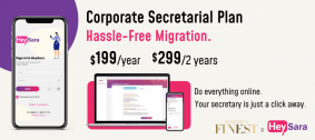 HeySara – A New Breed of Corporate Secretary