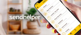 Sendhelper – An All-in-One Home Service Assistant