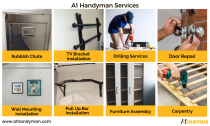 A1 Handyman Singapore – Your Trusted Handyman Service Provider in Singapore