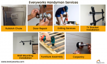 Everyworks Singapore – Home Maintenance & Installation Services Delivered To Your Doorstep